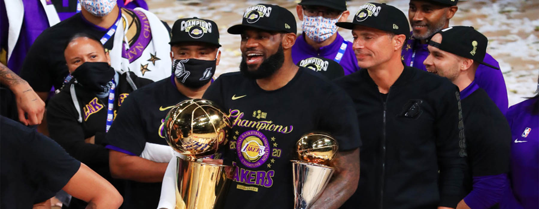 LAKERS CHAMPION